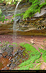 Upper Kaaterskill Falls in May, Kaaterskill Clove, Catskill Mountains, Hunter, New York