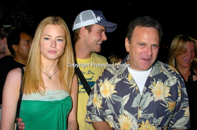 Jessica Morris, Jay Wilkison and Bob Woods..at Prohibition Night Club  for the Gabriel Project Benefit on June 5, 2004 in New York Citiy. The Gabriel Project provides heart surgery for children from developing countries.                                                                                Photo by Robin Platzer, Twin Images