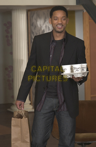 Will Smith.in Hitch.*Filmstill - Editorial Use Only*.CAP/NFS.Supplied by Capital Pictures.