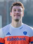UTRECHT - Arjen Lodewijks, speler Nederlands Hockey Team heren. COPYRIGHT KOEN SUYK