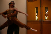 """Pittsburgh Ballet Theatre presents 'Poinsettias and Pointe Shoes', with excerpts of """"The Nutcracker"""" at Phipps Conservatory and Botanical Gardens on Monday November 25, 2019 in Pittsburgh, Pennsylvania. (Photo by Jared Wickerham/Pittsburgh City Paper)"""