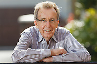 2019 03 28 Former snooker player Terry Griffiths, Llanelli, Wales, UK