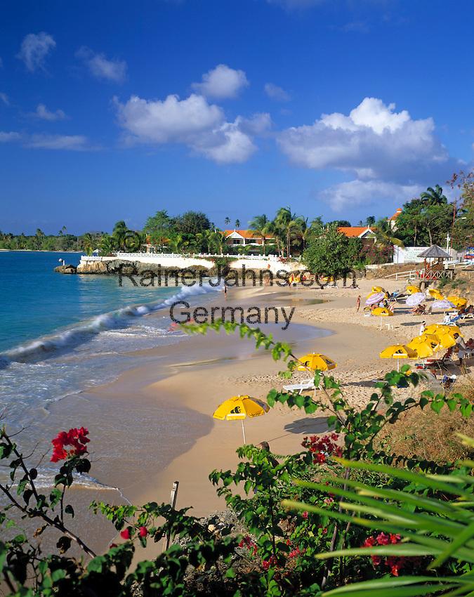 Trinidad & Tobago, Commonwealth, Tobago, Store Bay: frequented beach next to Coco Reef Hotel
