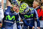 Movistar Team, Vattenfall Cyclassics, Hamburg, Germany, 24 August 2014, Photo by Thomas van Bracht