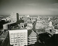 1961 January 16..Redevelopment.Downtown North (R-8)..Downtown Progress..North View from VNB Building..HAYCOX PHOTORAMIC INC..NEG# C-60-5-47.NRHA#..