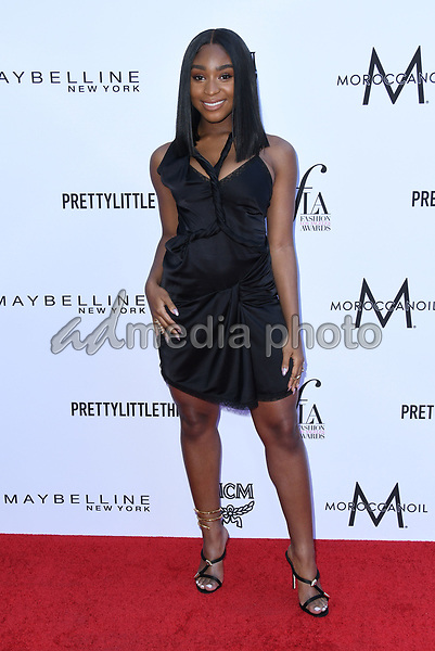 08 April 2018 - Beverly Hills, California - Normani Kordei. The Daily Front Row's 4th Annual Fashion Los Angeles Awards held at The Beverly Hills Hotel. Photo Credit: Birdie Thompson/AdMedia
