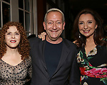 Bernadette Peters, Michael John LaChiusa and Donna Murphy during the Urban Stages' 35th Anniversary celebrating Women in the Arts at the Central Park Boat House on May 15, 2019 in New York City.