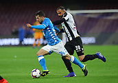 17th March 2019, Stadio San Paolo, Naples, Italy; Serie A football, Napoli versus Udinese;  Amin Younes of Napoli