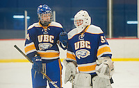 2014.09.26 UBC Women's Hockey vs NAIT