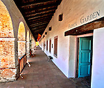 Mission San Antonio De Padua, 3rd founded in 1771 on the Central Coast of California chain of historic missions