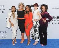 NEW YORK, NY - MAY 15: Karrueche Tran, Jenn Lyon, Niecy Nash, Carrie Preston and Judy Reyes attends the 2019 WarnerMedia Upfront presentation at Madison Square Garden   on May 15, 2019 in New York City.        <br /> CAP/MPI/JP<br /> ©JP/MPI/Capital Pictures