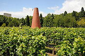 A working vineyard, Parc de Bercy, Paris