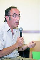 Jean-Michel BOULANGER - Vice-President au Conseil Regional en charge de la Culture