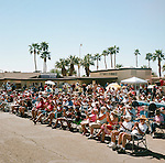 The Fountain of Youth Spa and RV Park's 50th Anniversary Parade in Niland, California, February 20, 2016.