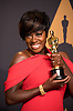 26.02.2017; Hollywood, USA: VIOLA DAVIS<br /> <br /> Clutching their Awards - The OSCARs winners, backstage with their awards at the 89th Annual Academy Awards at the Dolby&reg; Theatre in Hollywood.<br /> Mandatory Photo Credit: &copy;AMPAS/Newspix International<br /> <br /> IMMEDIATE CONFIRMATION OF USAGE REQUIRED:<br /> Newspix International, 31 Chinnery Hill, Bishop's Stortford, ENGLAND CM23 3PS<br /> Tel:+441279 324672  ; Fax: +441279656877<br /> Mobile:  07775681153<br /> e-mail: info@newspixinternational.co.uk<br /> Usage Implies Acceptance of Our Terms &amp; Conditions<br /> Please refer to usage terms. All Fees Payable To Newspix International