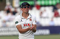 Alastair Cook of Essex during Essex CCC vs Middlesex CCC, Specsavers County Championship Division 1 Cricket at The Cloudfm County Ground on 26th June 2017