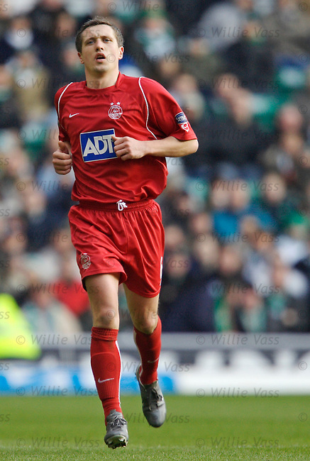 Scott Severin, Aberdeen.stock season 2005-2006.pic willie vass