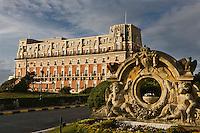 Europe/France/Aquitaine/64/Pyrénées-Atlantiques/Pays Basque/ Biarritz: Hôtel du Palais