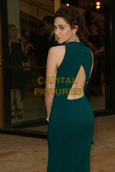 New York, NY - May 12 : Emmy Rossum attends the American Ballet Theatre Opening Night<br /> Spring Gala held at The Metropolitan Opera House at Lincoln Center<br /> on May 12, 2014 in New York City.  <br /> CAP/MPI/SP/BNC<br /> &copy;Brent N. Clarke /SP/ MediaPunch/Capital Pictures