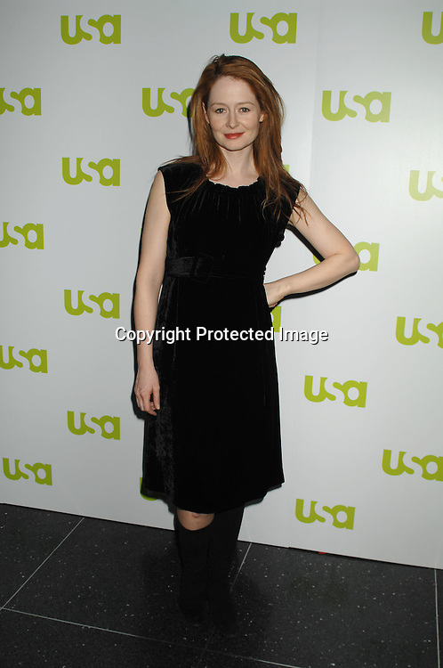 Miranda Otto..at The USA Network Upfront on March 28, 2007 ..at The Modern in New York. ..Robin Platzer, Twin Images