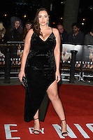Jada Sezer at the &quot;Live by Night&quot; premiere at BFI South Bank, London, UK. <br /> 11th January  2017<br /> Picture: Steve Vas/Featureflash/SilverHub 0208 004 5359 sales@silverhubmedia.com