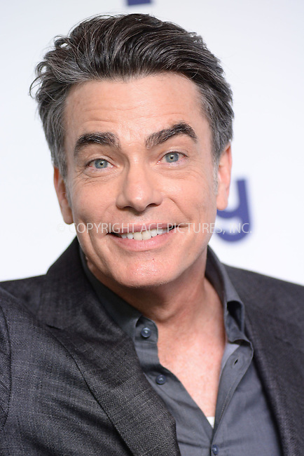 WWW.ACEPIXS.COM<br /> May 15, 2014 New York City<br /> <br /> Peter Gallagher attending NBCUniversal Cable Entertainment Upfront at the Javits Center in New York City on Thursday, May 15, 2014.<br /> <br /> Please byline: Kristin Callahan/ACE Pictures<br /> <br /> ACEPIXS.COM<br /> <br /> Tel: (212) 243 8787 or (646) 769 0430<br /> e-mail: info@acepixs.com<br /> web: http://www.acepixs.com