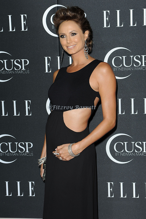 Stacy Keibler arriving at 'ELLE 5th Annual Women In Music Concert Celebration' held at the Avalon Los Angeles, CA. April 22, 2014.