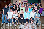 Key to the Door - Tonya Horan from Shanakil, seated centre having a ball with family and friends at her 21st birthday bash held in The Na Gael CLG Clubhouse on Saturday night.............................   Copyright Kerry's Eye 2008
