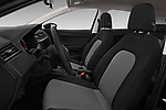Front seat view of a 2018 Seat Ibiza Reference 5 Door Hatchback front seat car photos