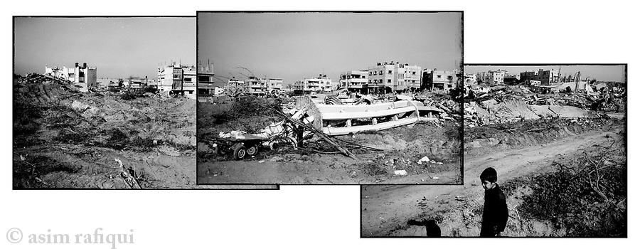 Location: Jabal Kashif, Gaza