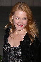 PATRICIA CLARKSON 12/19/2002<br /> CONFESSIONS OF A DANGEROUS MIND PREMIERE AT THE PARIS THEATRE, NEW YORK CITY<br /> Photo By John Barrett/PHOTOlink