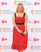 Emily Atack at the British Academy (BAFTA) Television Awards 2019, Royal Festival Hall, Southbank Centre, Belvedere Road, London, England, UK, on Sunday 12th May 2019.<br /> CAP/CAN<br /> &copy;CAN/Capital Pictures