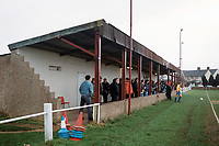 General view of Clanfield FC Football Ground, Radcot Road, Clanfield, Oxfordshire, pictured on 28th December 1993