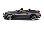 Car Driver side profile view of a 2019 BMW Z4 M-Performance 2 Door Convertible Side View