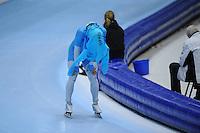 SCHAATSEN: HEERENVEEN: IJsstadion Thialf, 10-11-2012, KPN NK afstanden, Seizoen 2012-2013, 1500m Heren, Koen Verweij, ©foto Martin de Jong
