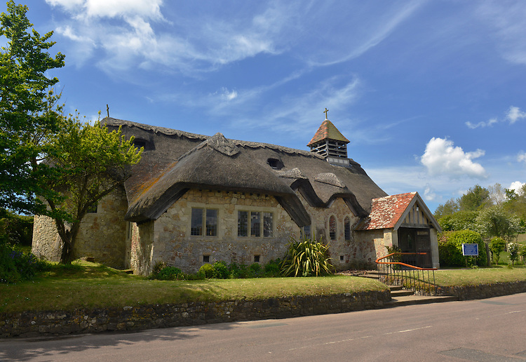 St Agnes' Church, Freshwater, Isle of Wight