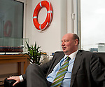 Brussels-Belgium - December 01, 2015 -- Henrik HOLOLEI, Director-General of DG MOVE (Mobility and Transport ), European Commission, during an interview in his office  -- Photo: © HorstWagner.eu