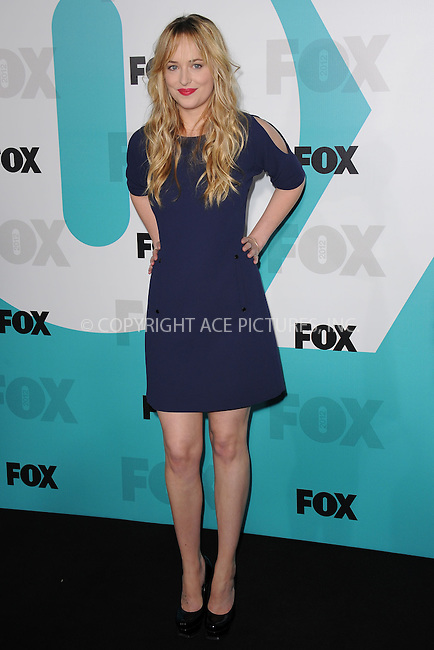 WWW.ACEPIXS.COM . . . . . .May 14, 2012...New York City....Dakota Johnson attending the 2012 FOX Upfront Presentation in Central Park on May 14, 2012  in New York City ....Please byline: KRISTIN CALLAHAN - ACEPIXS.COM.. . . . . . ..Ace Pictures, Inc: ..tel: (212) 243 8787 or (646) 769 0430..e-mail: info@acepixs.com..web: http://www.acepixs.com .