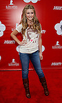 "LOS ANGELES, CA. - October 04: Singer songwriter Savannah Outen arrives at Variety's ""Power Of Youth"" to Benefit St. Jude presented by Target at L.A. Live on October 4, 2008 in Los Angeles, California."
