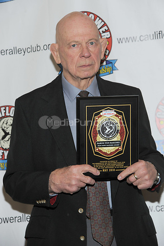 LAS VEGAS, NV - MAY 02: Baron Von Raschke at the 2018 Cauliflower Alley Club Awards Banquet And Dinner at the Gold Coast Hotel & Casino in Las Vegas, Nevada on May 2, 2018. Credit: George Napolitano/MediaPunch