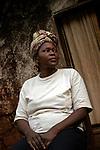 Mamie Jeanine, au Cameroun.