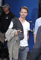 NEW YORK, NY-September 07: Derek Hough at The Stars of Dancing with Stars Season 23 revealed at GMA in New York. NY September 07, 2016. Credit:RW/MediaPunch