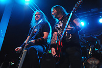 JOLIET, ILLINOIS - SEPETMBER 29,2017: Exodus performing at The Forge in Joliet, Illinois on September 29, 2017.<br /> Gene Ambo / Media Punch ***NO UK, NO JAPAN***