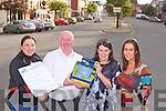 DEFIBRILLATOR: Member's of the Castleisland defibrillator committee with the new defibrillator which will be placed in Castleisland town centre in September l-r: Nora Butler, John Doogan, Monica O'Sullivan and Nancy O'Connor.