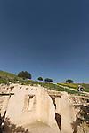 Israel, Shephelah region. Tel Maresha