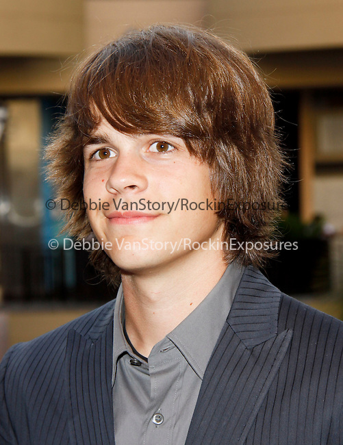Johnny Simmons. of Panic! at the Disco.Spencer Smith at Jennifer's Body Fan Meet & Greet  held at Hot Topic in Hollywood, California on September 16,2009                                                                   Copyright 2009 Debbie VanStory / RockinExposures