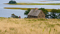 Choate House, Essex River Estuary, MA