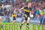 Johnny Buckley Dr. Crokes in action against  Castlehaven in the Munster Senior Club Final at Pairc Ui Caoimh on Sunday