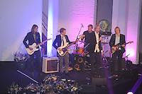 SPORT ALGEMEEN: HEERENVEEN: 17-02-2016, Sportgala Fryslân, Gentlemen of the Peat, Ronald Bakker, Epke Zonderland, Ian Steen, Bram Smallenbroek, Sjoerd de Vries, ©foto Martin de Jong