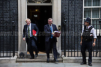 Michael Gove &amp; Boris Johnson.<br />